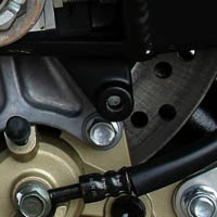 Bobbin Mounts - GSXR 750