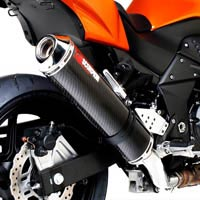 Scorpion Factory Exhaust - Kawasaki Z750 (07-11)