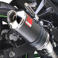 Kawasaki Ninja 250R Scorpion Factory Exhaust