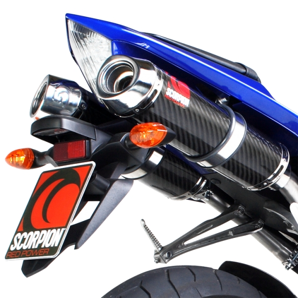 Yamaha YZF-R1 (07-08) Scorpion Factory Exhausts