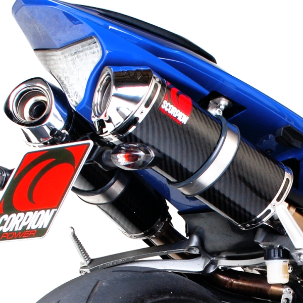 Yamaha YZF-R1 (09-14) Scorpion Factory Exhausts