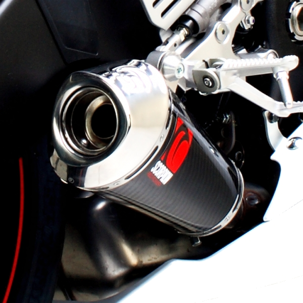 Yamaha YZF-R6 (06 - 17) Scorpion Powercone Exhaust