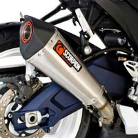 Suzuki GSX-R750 (11 to 12) Scorpion Serket Exhaust