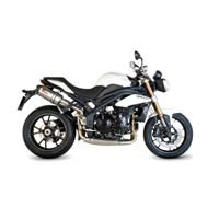 Scorpion Serket Exhausts - Triumph Speed Triple
