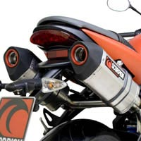 Scorpion Serket Exhausts - Triumph Street Triple