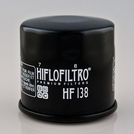 72/kw /Ölfilter HIFLOFILTRO f/ür Suzuki DL 1000/V-Strom K2/BS1111/2002/98/PS