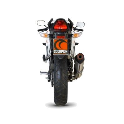 Honda CBR250R (11 - 13) Scorpion Serket Exhaust - RHA152 - MSA-Direct