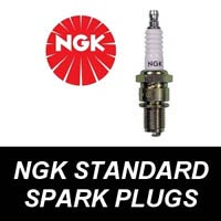 NGK Motorcycle Standard Copper Core Spark Plugs