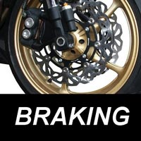 Kawasaki ZXR400L (1991 to 2003) Brake Parts