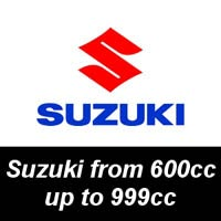Suzuki Oil Filters - from 600cc to 999cc