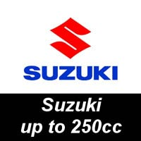 Suzuki Oil Filters - Up to 250cc
