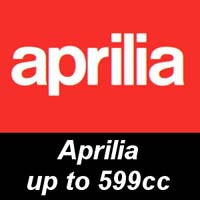 Aprilia  Oil Filters - Up to 599cc