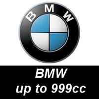 BMW  Oil Filters - Up to 999cc