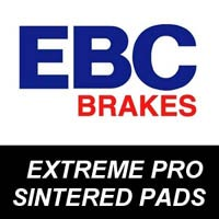 EBC Extreme Pro Sintered Brake Pads for Motorcycles