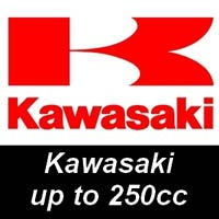 Kawasaki Oil Filters - Up to 250cc