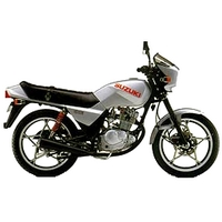 Suzuki GS125 (1983 to 1994) Spares, Parts and Accessories