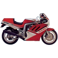 Suzuki GSX-R750 (1988 to 1989) Spares, Parts and Accessories