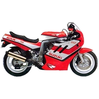Suzuki GSX-R750 (1989 to 1992) Spares, Parts and Accessories
