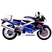 Suzuki GSX-R750 (1996 to 1999) Spares, Parts and Accessories