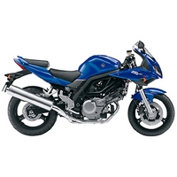 Suzuki SV650/S (2007 - Non ABS Model) Spares, Parts and Accessories
