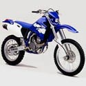 Yamaha WR400F (1999 to 2000) Parts